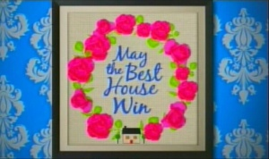 Logo for May the best house win