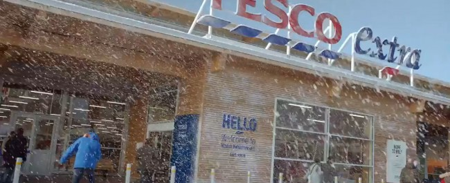 Tesco Gluten Free Advert Emergency
